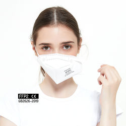 KN95 de wilde In het groot Respirater AntiBacteriën van de Wind Beschikbare Kn 95 het Masker van het Gezicht KN95 FFP2