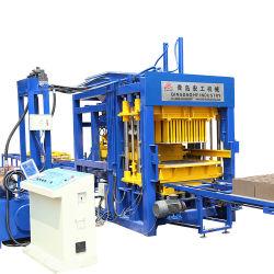 Qt8-15 automático de gran capacidad de cemento de hormigón de enclavamiento de ladrillo hueco de la pavimentación de máquina bloquera precio de fábrica