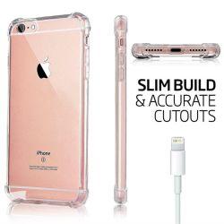 Het vloeibare Geval van het Kristal met Slanke Bescherming en Premie TPU voor iPhone X