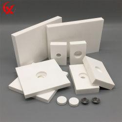 El 92% de la Junta de cerámica de recubrimiento de ladrillo de alúmina de bola de mil.