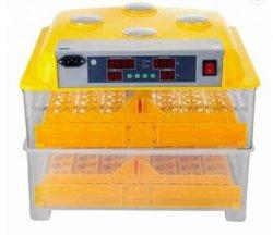 Емкость, утвержденном CE 96 куриные яйца полностью автоматическая домашняя термостат для Инкубаторов