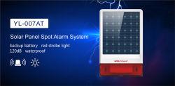 無線防水屋外GSMの点太陽アラームサイレン GSMの太陽アラーム 007SGS