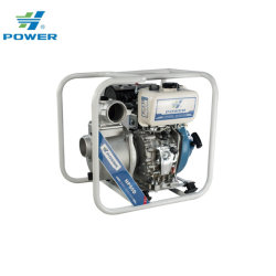 la pompa ad acqua diesel autoadescante di 2inch 3inch 4inch ha impostato con il certificato del CE per irrigazione
