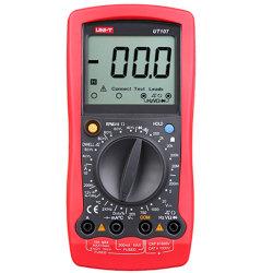 Heißes AutomobilMultipurpos Multimeter des Verkaufs-Ut107 Digital mit nicht Kontakt-Spannungs-Detektor Cer u. RoHS