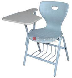Estable de alta calidad seguridad duradera escrito silla Tablet