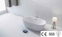 PH0910 naturel en fonte autostable acrylique baignoire Bain à remous porcelaine sanitaire
