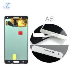 Smart mobile téléphone cellulaire écran tactile LCD pour Samsung A5 A500 2015 2016