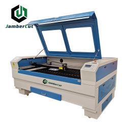 顧客用60W 80W 100W 130W 150W CNCの二酸化炭素レーザーの打抜き機はのためのボードを停止する