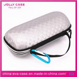 Водонепроницаемый чехол для переноски серебра EVA дорожный футляр для Jbl Wireless Bluetooth динамик