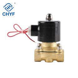 Gran caudal de 2W160-15 G1/2 AC220V DC24V válvula de solenoide de agua