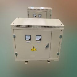 4kVA trifásico de bajo voltaje tipo seco Self-Coupling eléctricos de aislamiento de transferencia para la distribución de energía Osg