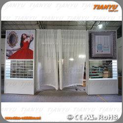 280GSM Polyester Werbung Leichtgewicht Ausstellungsstand