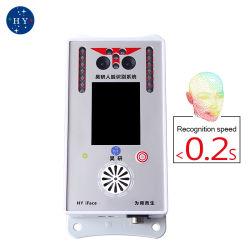 Sistema de reconocimiento facial, aplicar a la construcción de grúa torre, ascensor, la cara de bloqueo, el reconocimiento facial/Hy