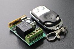 1CH Control remoto y puerta de garaje 325/433 Kit Recever