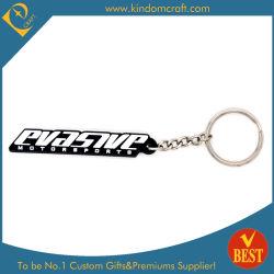 Die Casting de haute qualité logo personnalisé en PVC pour cadeau de clés à prix d'usine