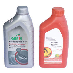 Gafle/OEM пластиковые бутылки емкостью 1 л Atf масла