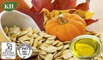 100% naturel de la Chine en acides gras d'huile de graine de citrouille