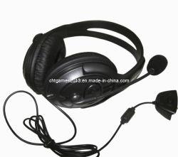 سماعات رأس للألعاب لـ Xbox360 (SP6026-Black)