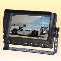 TFT-LCD Monitor + Day e Night Reverse Camera para Vehicle