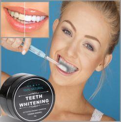 أسن يبيّض مسحوق طبيعيّة عضويّة ينشّط فحم نباتيّ