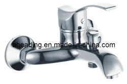 Rubinetto economico del bagno del singolo ente d'ottone della leva