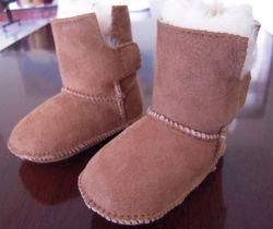 Sapatos de inverno botas de neve de calçado de couro Botas Cowhide Botas Botas de camurça Calçados Casual sapatos de Inverno do calçado de couro para bebés nascidos odres botas de neve