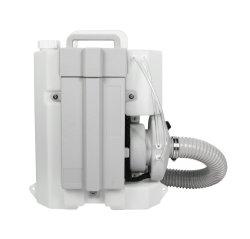bateria recarregável de mochila Mircophy Limpe a máquina de Nevoeiro