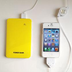 Força de trabalho móvel com 4000mAh para iPhone e iPod iPad (U9)