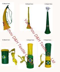 De Producten van de Ventilators van de voetbal/de Toebehoren van het Voetbal/Hoorn