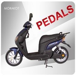 35км/ч Австралии 200W электрический скутер /Electrc велосипед --Ls1-4