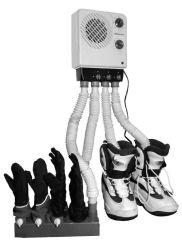 Droger van de Schoen van het huishouden komt de Elektro met de Steun van de Handschoen (hsd-001A)