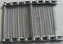 Suporte o tapete de aço inoxidável / 304ss do Transportador de arame (XM-433)