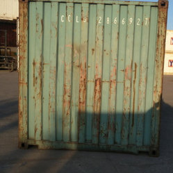 Gp containers 20 en 40 Hc in Canada