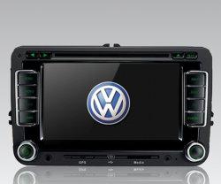 Voiture spéciale DVD pour VW avec GPS et de bus CAN et RDS (VMT-801intestin)