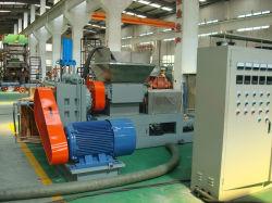 EVA de la línea de peletización//EVA máquina extrusora extrusora