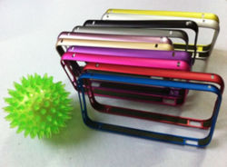 Commerce de gros châssis en métal Boîtier en aluminium pour l'iPhone plus 4/5/6/6