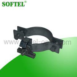 Utilisé pour câble à fibre optique de la suspension Pole cerceau réglable
