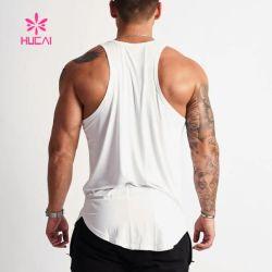 Les hommes sexy Salle de Gym Fitness Sport la vente en gros lâche camisoles