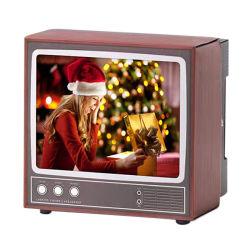 Retro TV téléphone support téléphone support téléphone écran loupe téléphone Loupe d'écran de support pour téléphone portable jhp-Best