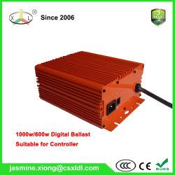 Augmenter la lumière de 600 Watt