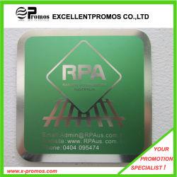 Promoción de alta calidad de metal personalizados Coaster (EP-C411311)