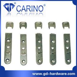 (B016) Das Schieben des hölzernen Tür-Schlüssels sperrt elektrischen Absinken-Schrauben-Verschluss mit Zylinder und Schlüssel
