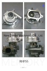 Moteur Isuzu 4he1-F Les pièces de moteur turbocompresseur (8973628390)