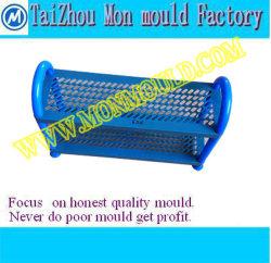 Rack de armazenamento de plástico do molde, máquina de molde a China, fábrica de moldes de injecção