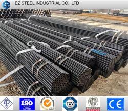 La norme ASTM A 53m/ASTM A 106m/JIS G 3454/JIS G 3455/JIS G 3456 de la soudure en acier sans soudure de carbone/Tube/le tuyau de liquide de service/matériaux de construction/matériau du tuyau de l'eau/acier