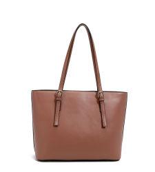 موضة جديدة سعر الجملة سيدة الجلد حقيبة اليد سعة كبيرة حقيبة للنساء