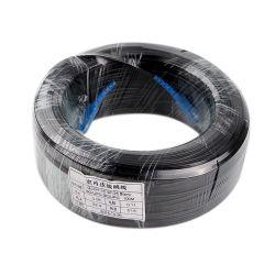 LSZH куртка Self-Support 1 Core G657A FRP/стальные численности государств-SC/Upc-Sc/БКЗ 100m оптоволоконный кабель в раскрывающемся списке Patch кабель питания