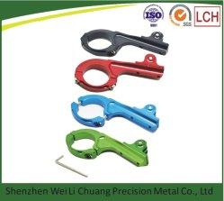 Road Racing Bike Handle geanodiseerde CNC Milling Parts