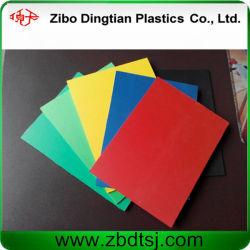толщина 18mm другой пластичный тип лист строительных материалов пены PVC