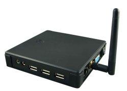 끼워넣어진 무선 소형 경량 클라이언트, 주춤함 PC 역 FOX-630W